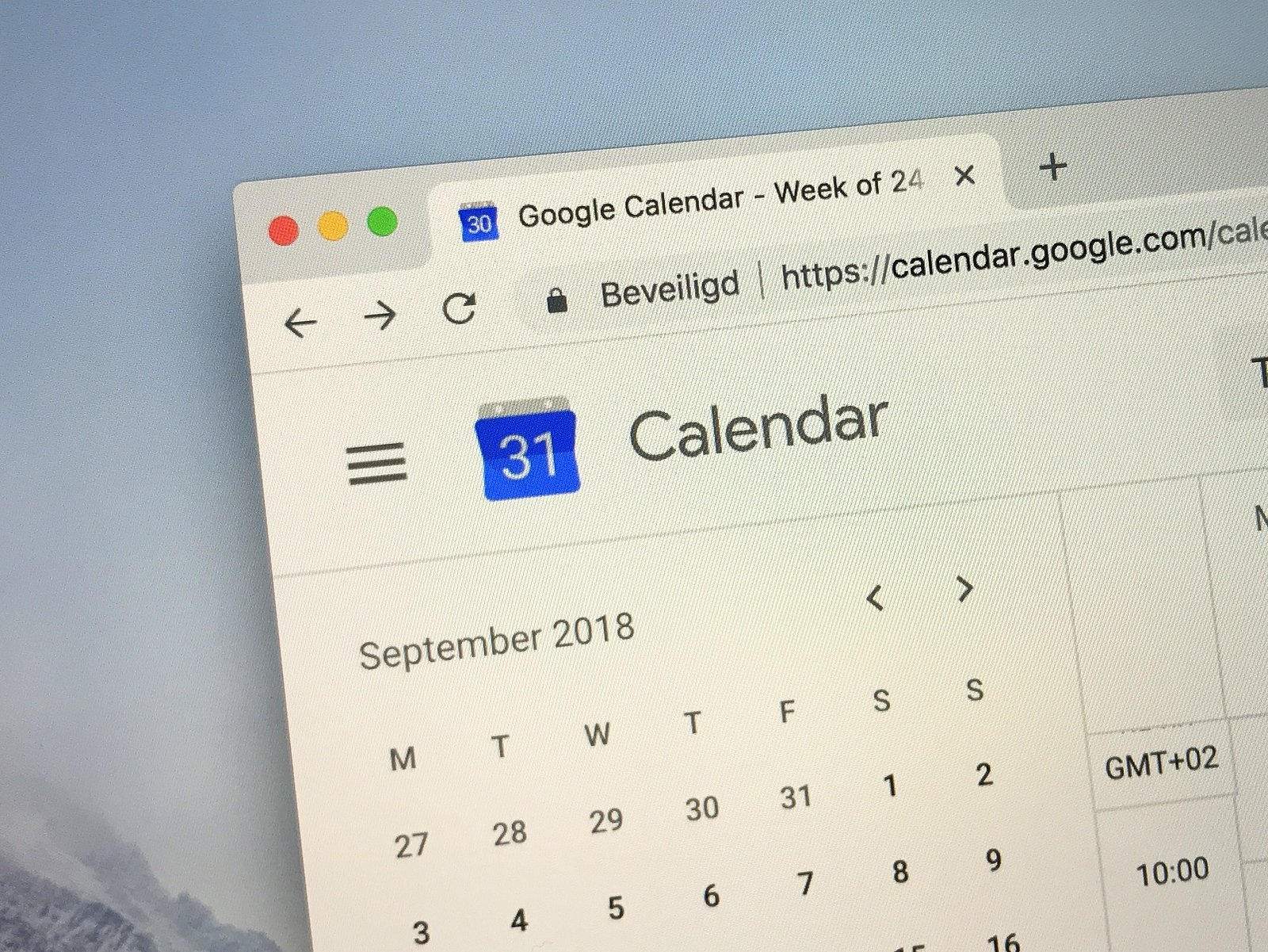 integrazione google calendar contacts