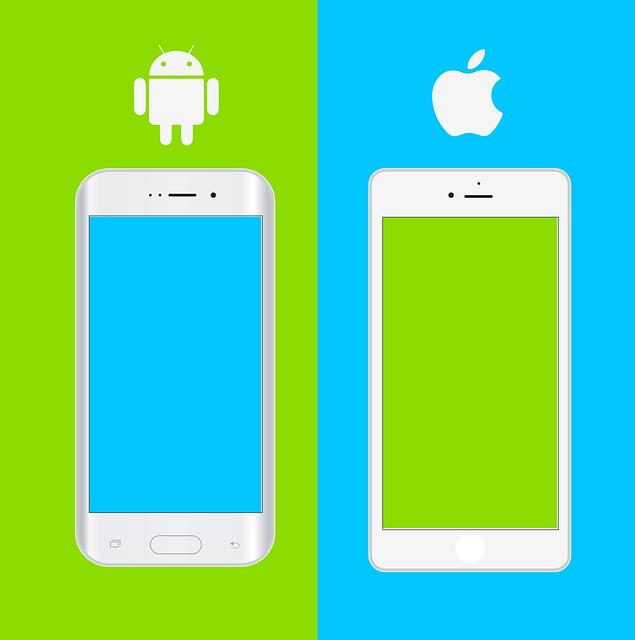 Piattaforma iOS Android