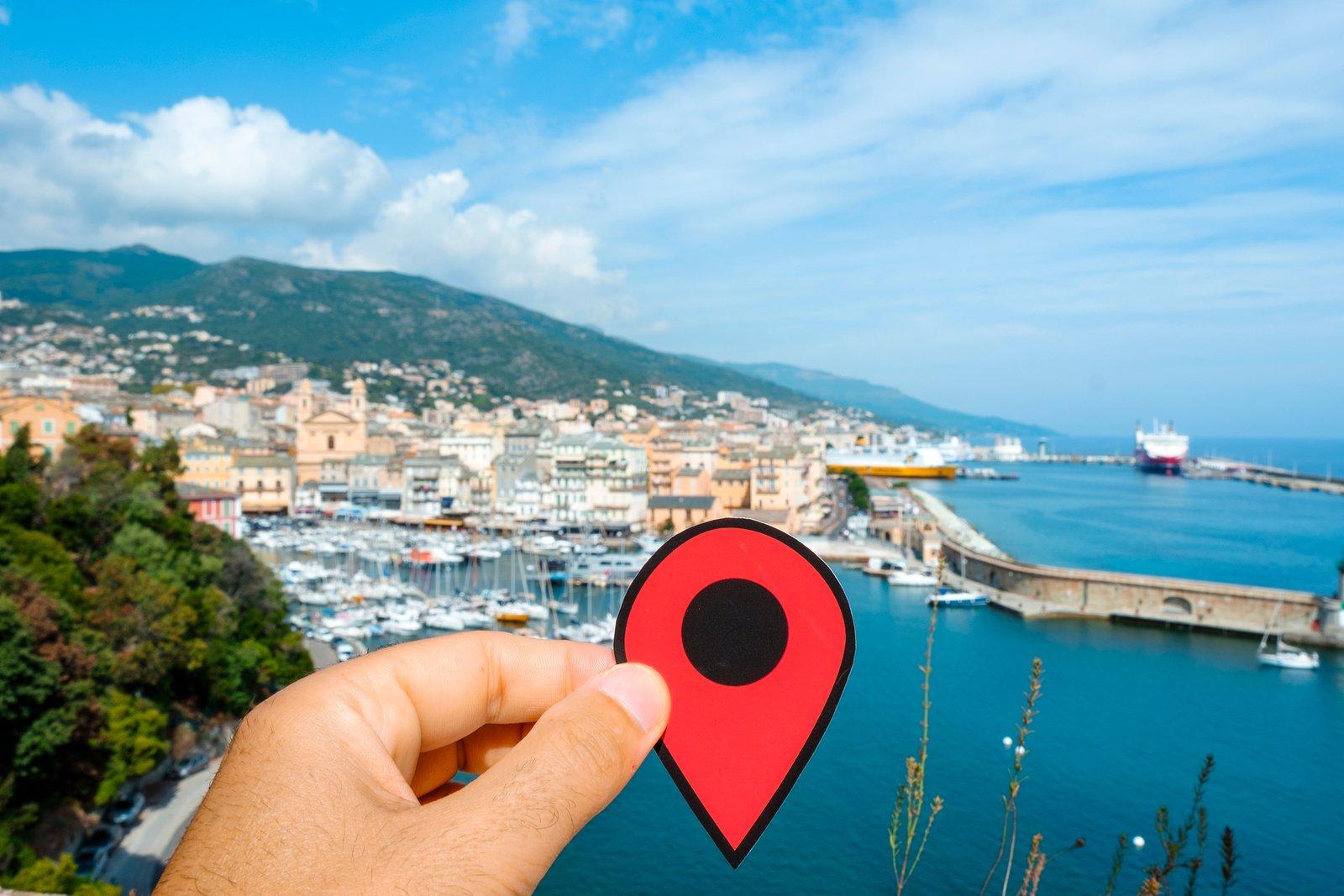 app personalizzata geolocalizzazione gps